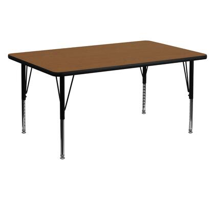 Flash Furniture XUA3060RECOAKHPGG