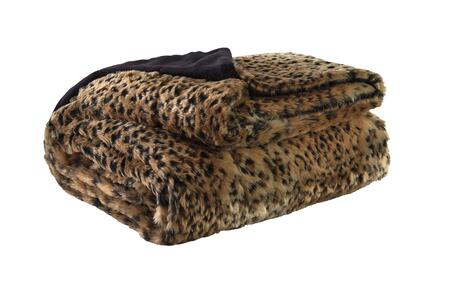 Signature Design by Ashley Rolle A100022X Set of 3 Decorative Throws, Faux Fur Fabric, Blend of Polyester and acrylic and Dry Clean Only