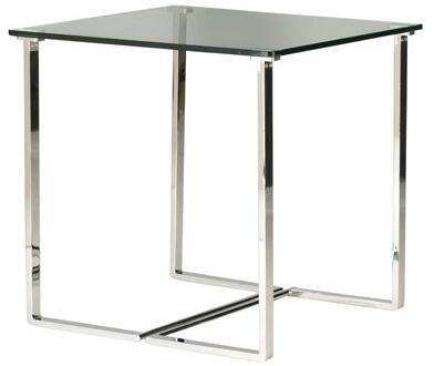 Allan Copley Designs 2080302 Edwin Series Contemporary Rectangular End Table