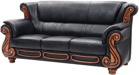Glory Furniture G823S  Stationary Faux Leather Sofa