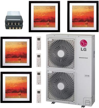 LG 705270 Quad-Zone Mini Split Air Conditioners
