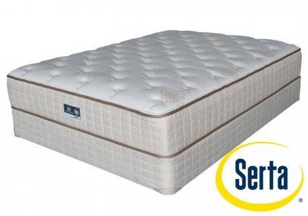 Serta P549862Q Malta Series Queen Size Pillow Top Mattress