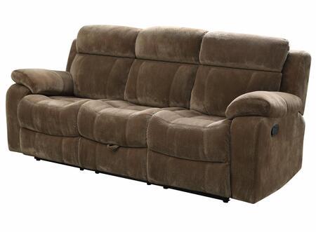 Coaster 603031 Myleene Series Stationary Fabric Sofa