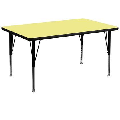 Flash Furniture XUA3672RECYELTPGG