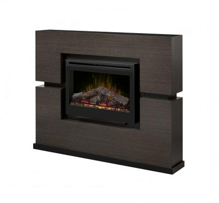 Dimplex GDS331310RG Linwood Series Vent Free Electric Fireplace