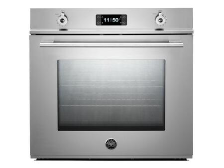 """Bertazzoni F30PROX 30"""" Single Wall Oven, in Stainless Steel"""