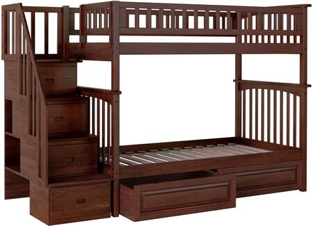 Atlantic Furniture AB55624  Bunk Bed
