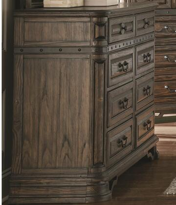 Coaster 204043 Carlsbad Series Wood Dresser