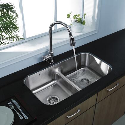 Vigo VG14006 Kitchen Sink