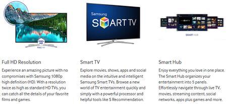 Samsung UN65H6350AFXZA {65 Inch LED TV | Appliances Connection
