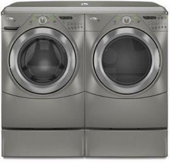 Whirlpool WGD9300VU  Gas Dryer, in Grey