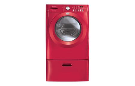 Frigidaire FAFW3511KR  3.5 cu. ft. Front Load Washer, in Red
