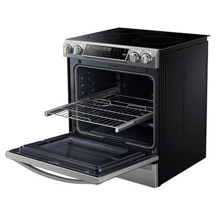 Samsung Appliance Ne58h9970ws 30 Inch Chef Series Slide In