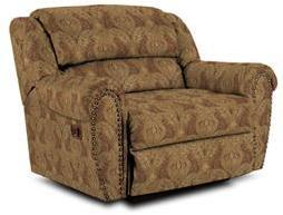 Lane Furniture 21414467640 Summerlin Series Transitional Fabric Wood Frame  Recliners