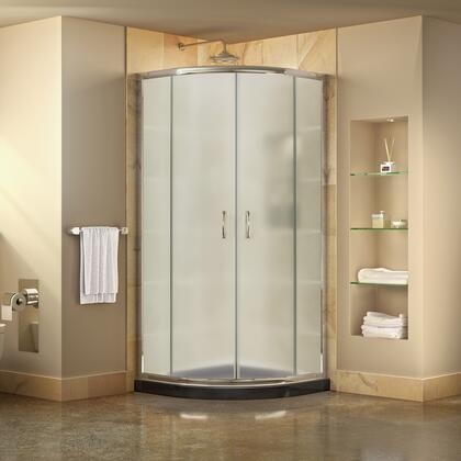 DreamLine Prime Shower Enclosure Frosted Glass 01 Base 89