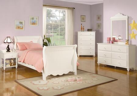 Coaster 400360TSET4 Pepper Twin Bedroom Sets