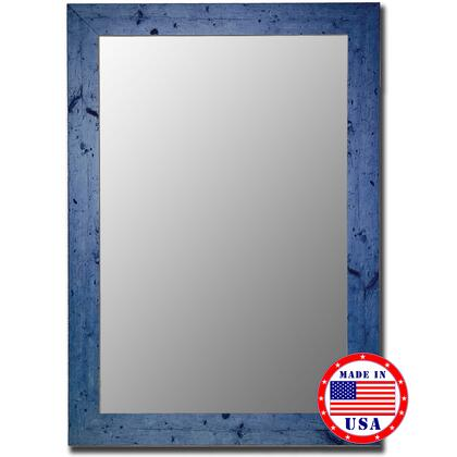 Hitchcock Butterfield 25060X Cameo Mirror in Vintage Blue