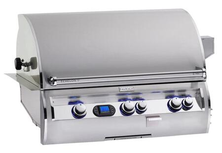 FireMagic E790I-4L1X Echelon Diamond Series Built-in Grill, Digital Thermometer, Advanced Hot Surface Ignition, 792 Sq. In. Cooking Surface, Left Infrared Searing Burner, 288 Sq. In. Warming Rack Surface, in Stainless Steel