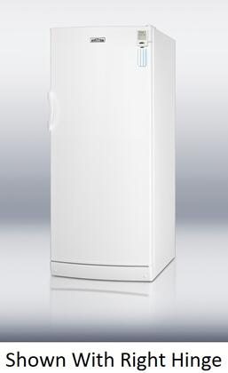 Summit FFAR10FC7MEDLHD Med Series Counter Depth All Refrigerator with 10.1 cu. ft. Capacity in White