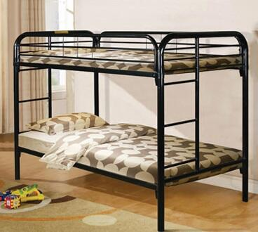 Powell 333B  Twin Size Bunk Bed