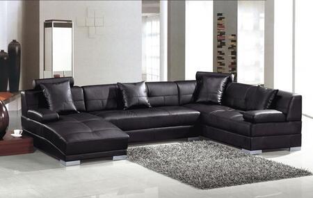VIG Furniture VGEV3334BL