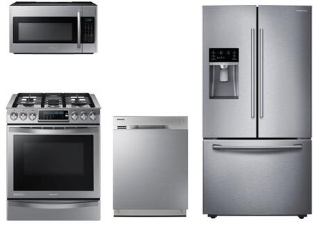 Samsung 728839 Chef Kitchen Appliance Packages