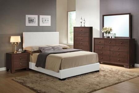 Acme Furniture 14387EKDMCN Ireland King Bedroom Sets