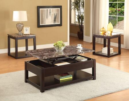 Acme Furniture 82127CE Dusty Living Room Table Sets