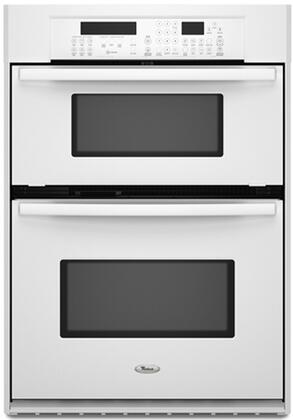 Whirlpool GSC309PVQ Double Wall Oven, in White