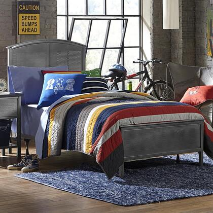Hillsdale Furniture 1265BFRP Urban Quarters Series  Full Size Panel Bed