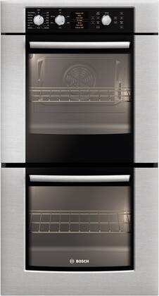 Bosch HBN5650UC Double Wall Oven, in Stainless Steel