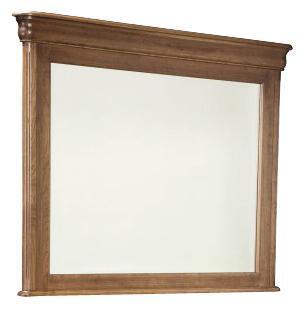 Durham 112182AG Vineyard Creek Series Rectangular Landscape Dresser Mirror