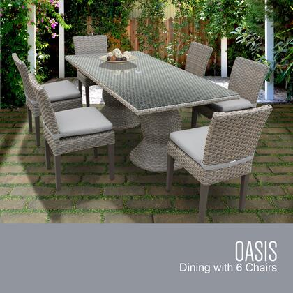 OASIS RECTANGLE KIT 6C GREY