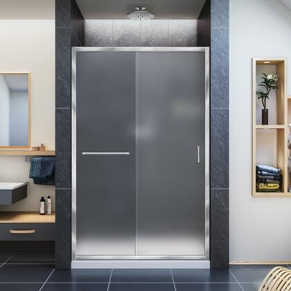 DreamLine Infinity Z Shower Door 48 01