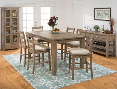 Jofran 94142SET7 Slater Mill Dining Room Sets