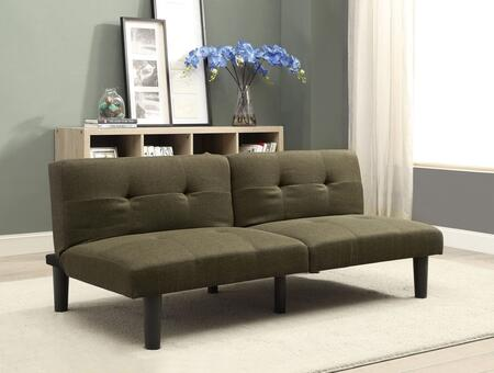 Acme Furniture 57015 Astra Series Convertible Linen Sofa