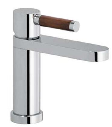 Elkay NL830103CR Webert Mondo Single Lever Lavatory Faucet with Push Button Drain