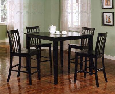 Coaster 150231 Coaster Ashland 5 Piece Counter Height Dining Set in