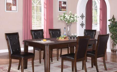 Cosmos PAMTAB6CHR Dining Room Sets