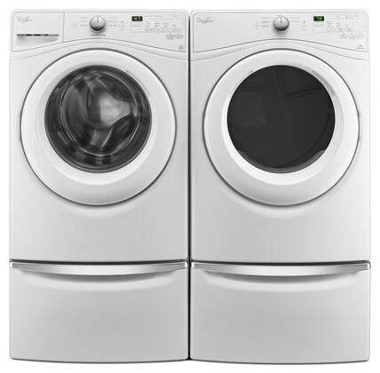 Whirlpool 689990 Washer and Dryer Combos