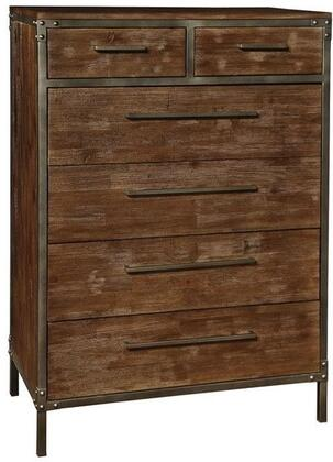 Coaster 203805 Arcadia Series Wood Chest