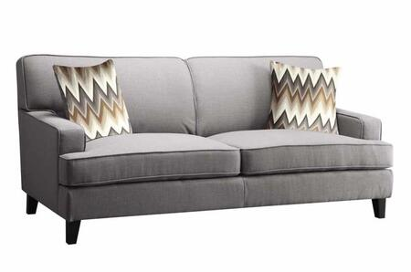 Coaster 505031 Finley Series Stationary Fabric Sofa