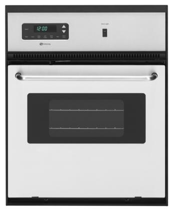"""Maytag CWE4800ACS 24"""" Single Wall Oven, in Stainless Steel"""