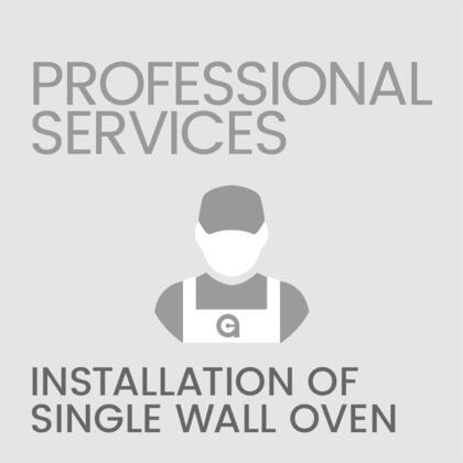 Professional Service SINGLEWALLOVENINSTAL