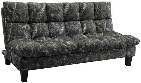 Coaster 551066 Sofa Beds and Futons Series Convertible Fabric Sofa
