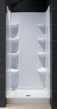 "DreamLine SHBW13 QWALL-3 X"" Shower Backwalls Kit"