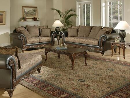Chelsea Home Furniture 6768511SLC Living Room Sets