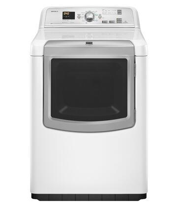 Maytag MEDB850YW Bravos XL Series 7.3 cu. ft. Electric Dryer, in White