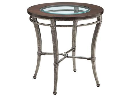 Stein World 108021 Verona Series Contemporary Round End Table