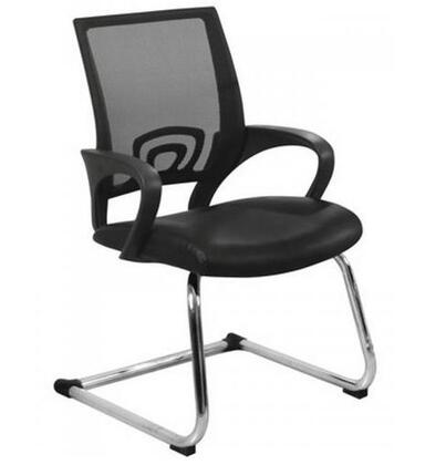 """LumiSource OFCCONFBK 22.5""""  Office Chair"""
